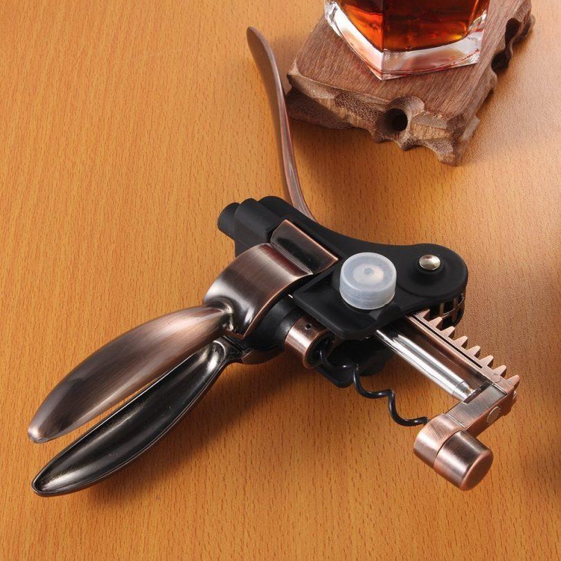 Rabbit Wine Opener Corkscrew