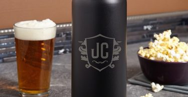 Colchester Engraved Stainless Steel Growler