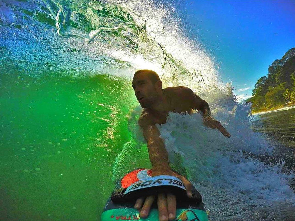 Wedge Body Surfing Handboard