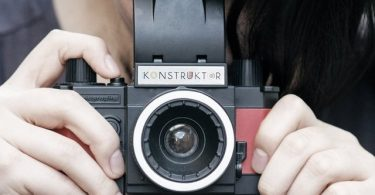 Konstruktor F DIY 35mm Camera Kit