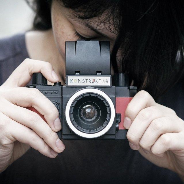 Konstruktor F DIY 35mm Camera Kit