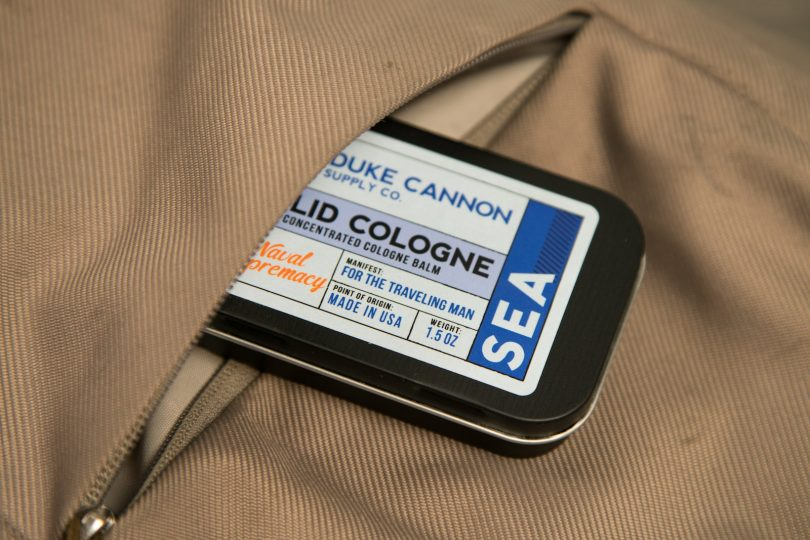 Duke Cannon Solid Cologne Sea