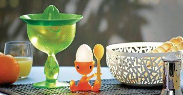 """Alessi """"Cico"""" Egg Cup"""