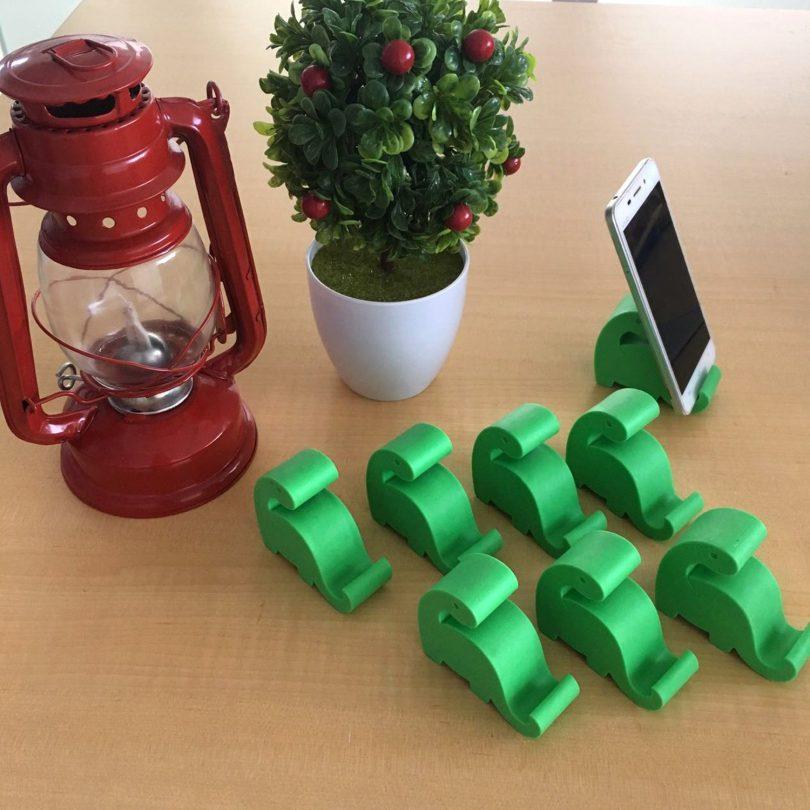 Comix Mini Dinosaur Cell Phone Mounts