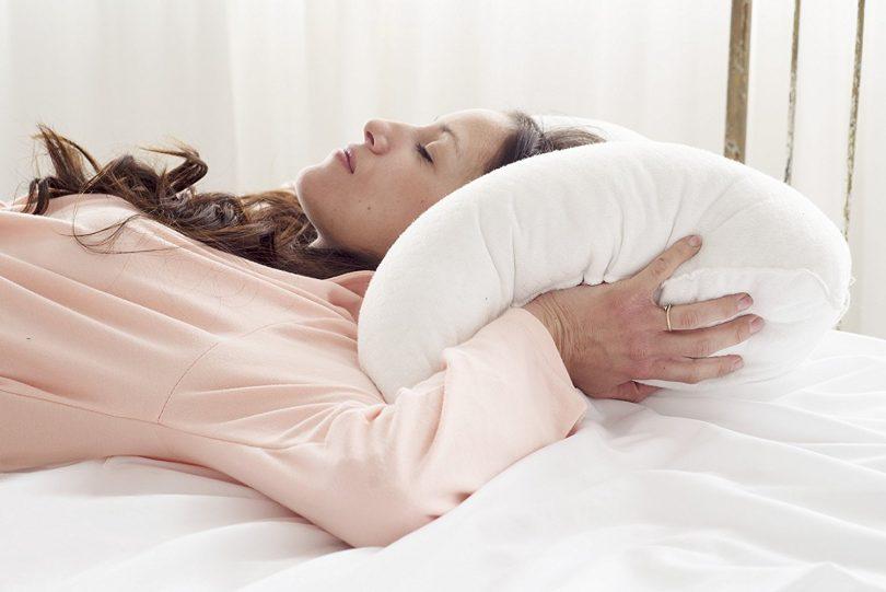 Gel Fiber Pillow-Down Alternative Knit Pillow