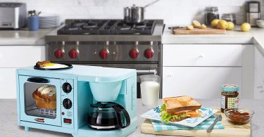 Maxi-Matic 3-in-1 Multifunction Breakfast Center