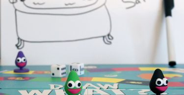 Draw What?! – Fun Adult Party Board Game