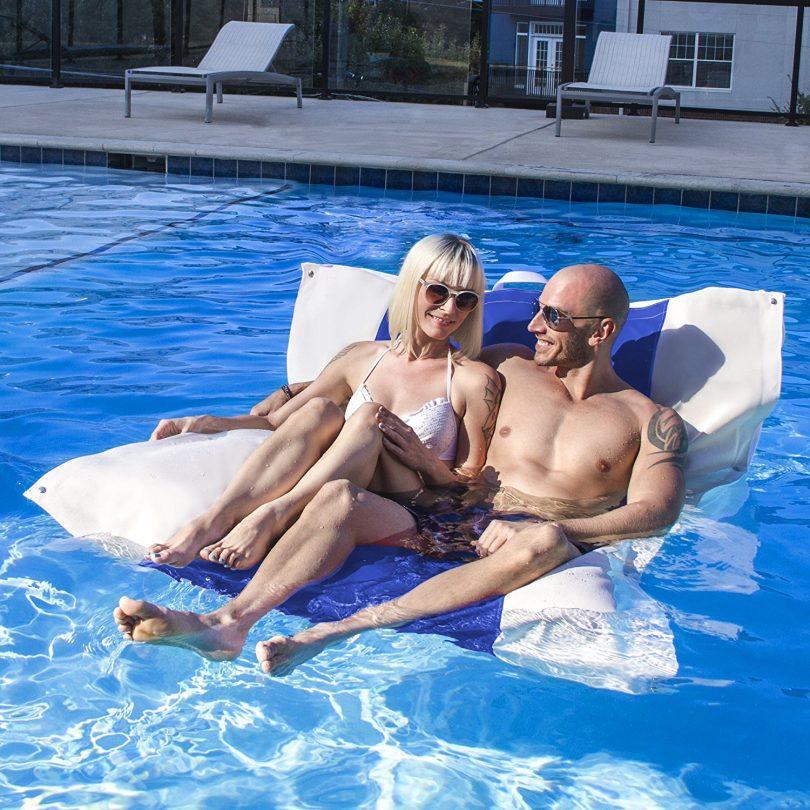 Sweetwater Pool Float Loveseat by Jaxx
