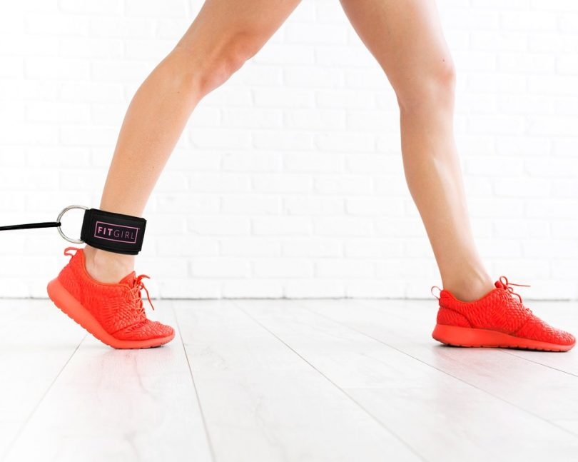FITGIRL – Fitness Padded Ankle Strap