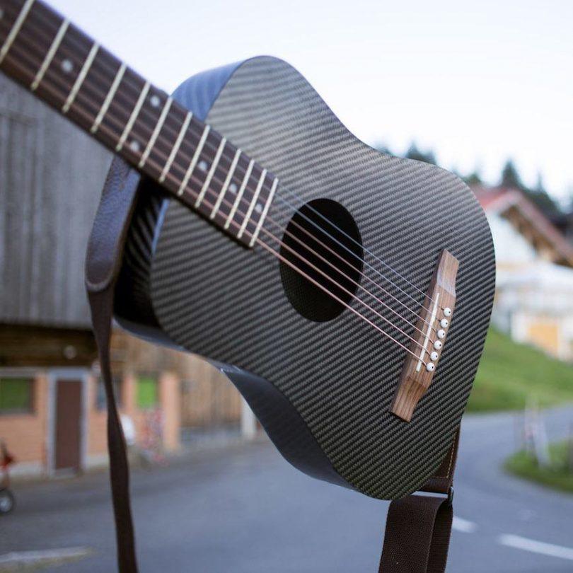 KLOS Carbon Fiber Guitar