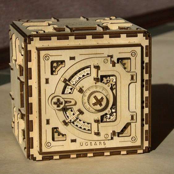 Mechanical DIY Safe