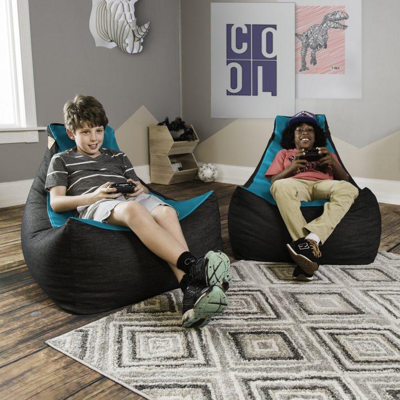 Pixel Bean Bag Gamer Chair by Jaxx