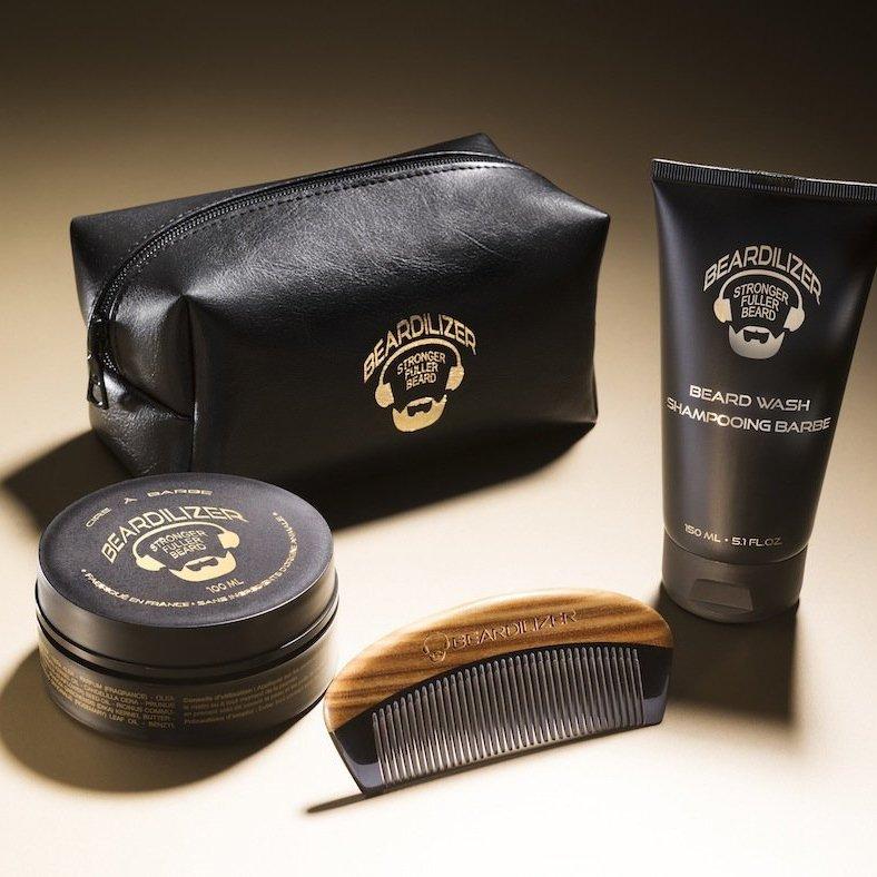 Beardilizer Noble Beard Gift Set