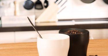 Self-Sealing Airtight Storage Jar by Osaka Coffee