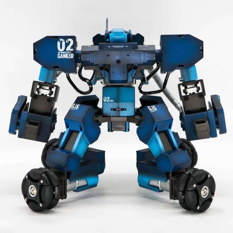 Ganker Fighting Robot