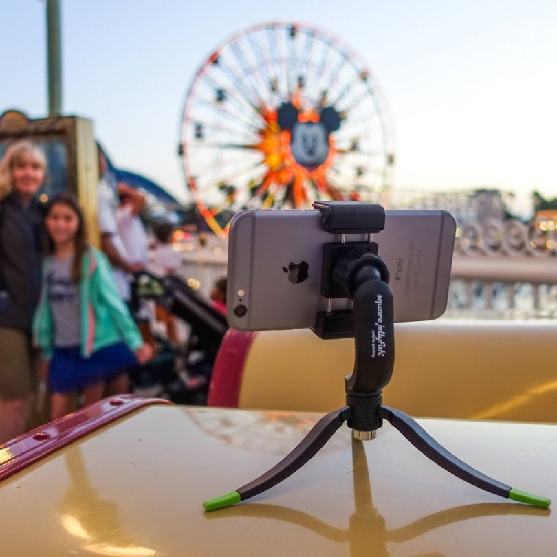 Jelly Grip Tripod Mount with Jelly Long Legs