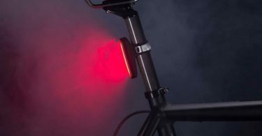 Mr Chips Rear Bike Light