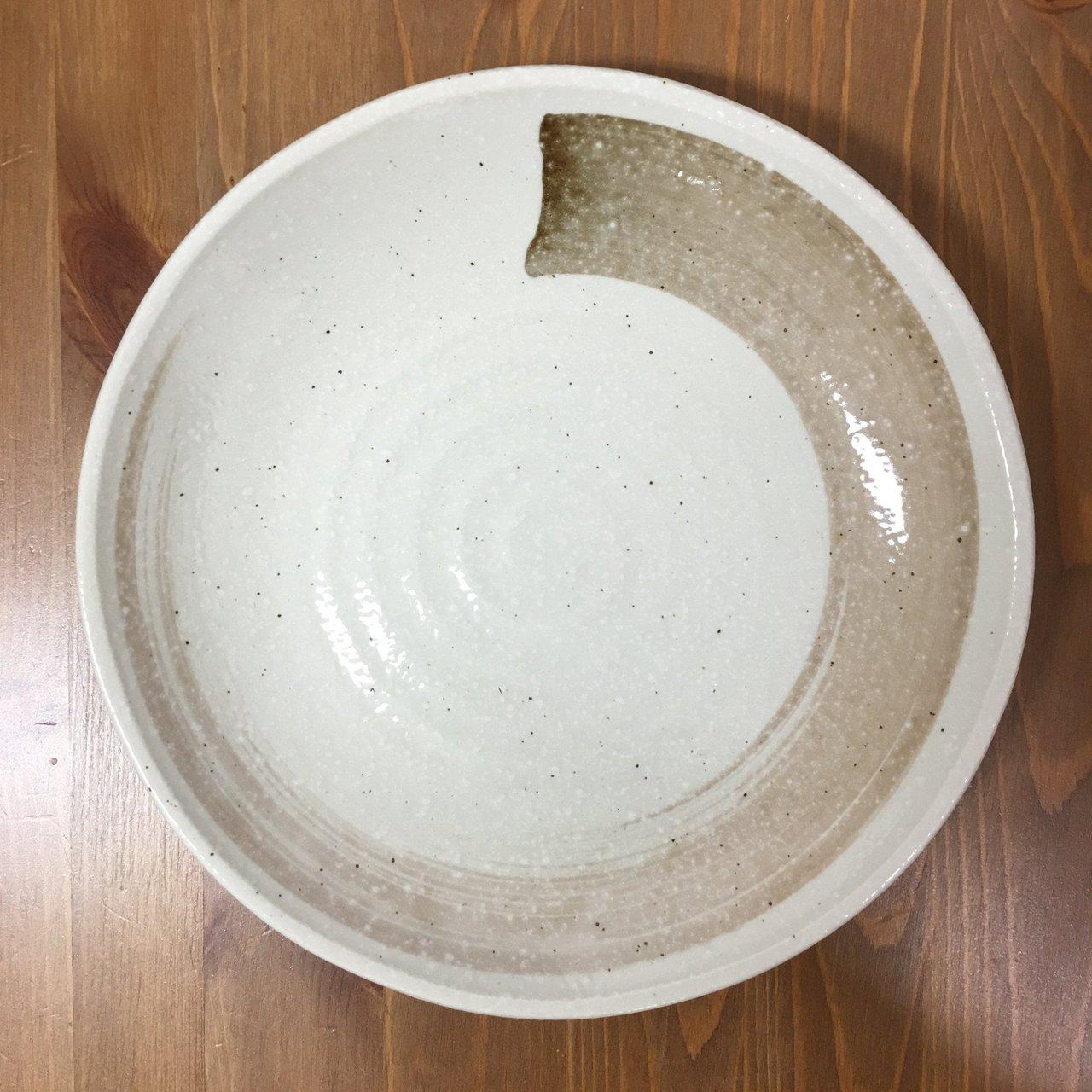 Kizoku Club Zen Circle Large Plate