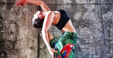 Tropical Escape Yoga Leggings