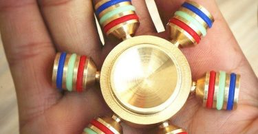 Colorful DIY Hand Spinner