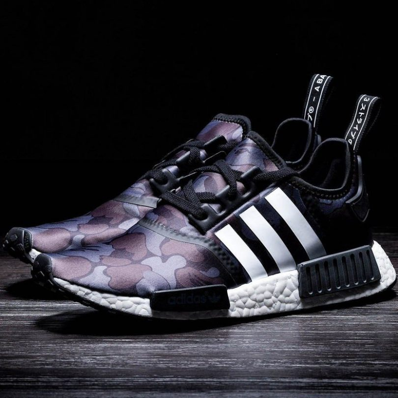 customized Adidas NMD R1