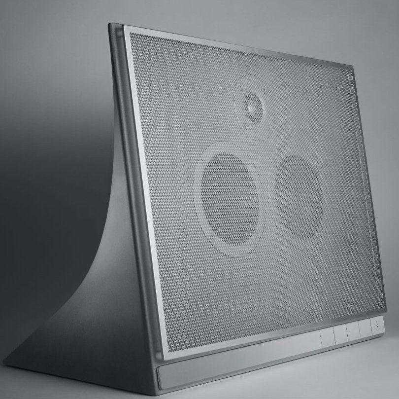 MA770 Concrete Wireless Speaker