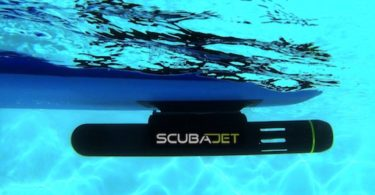 SCUBAJET Multipurpose Water Jet Propulsion System
