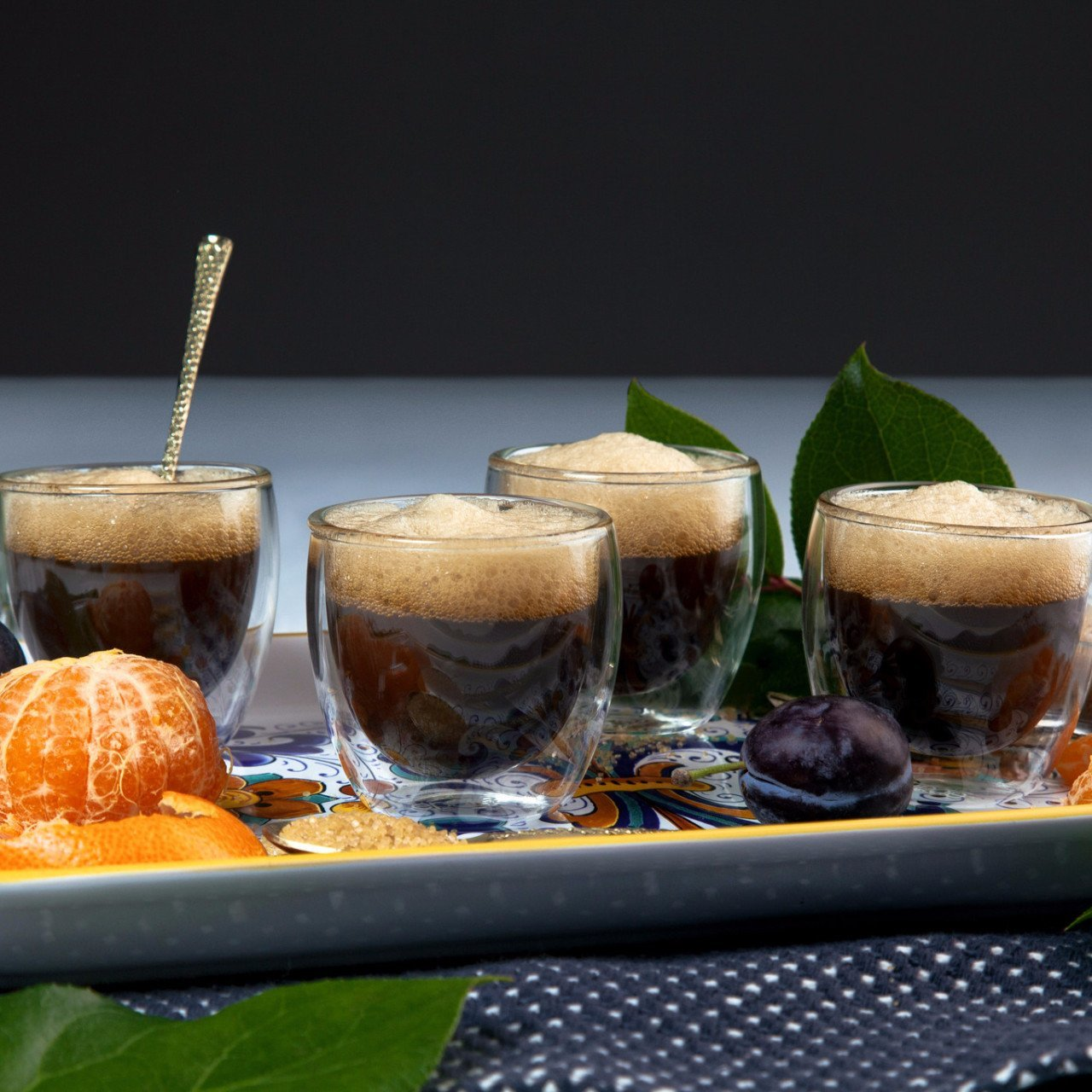 Eparé 2oz Double Wall Espresso Cups