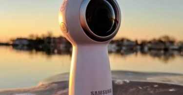 Samsung Gear 360 4K VR Camera