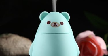 Panda Ultrasonic Aromatherapy Oil Diffuser & Humidifier