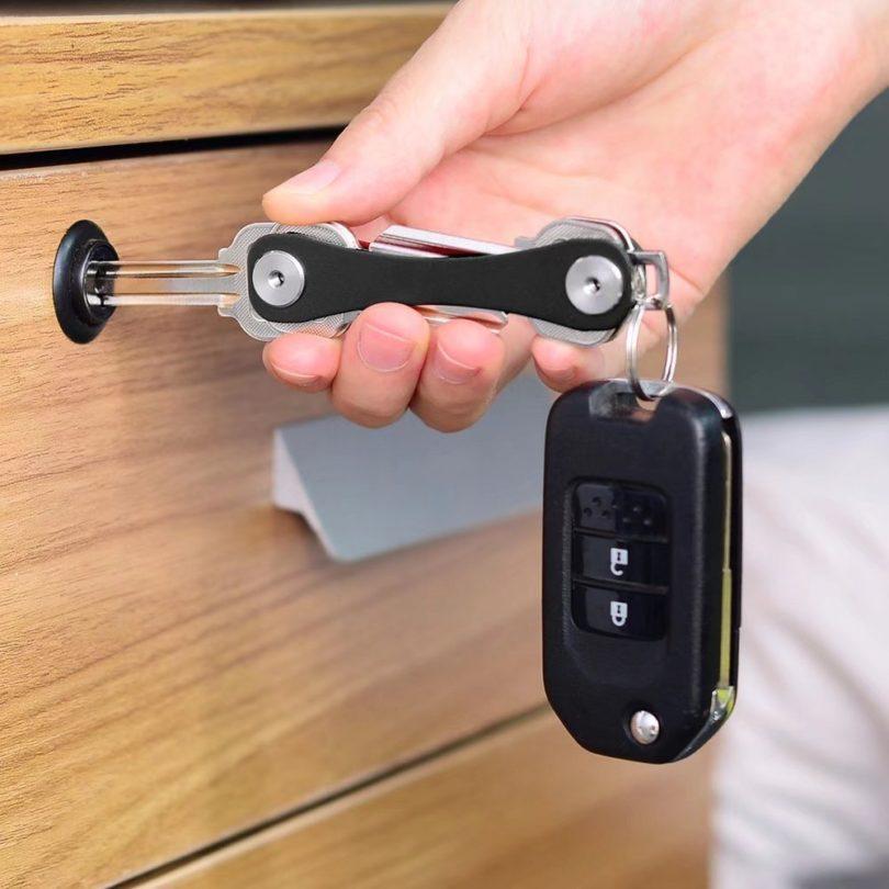 Compact Key Organizer 187 Petagadget