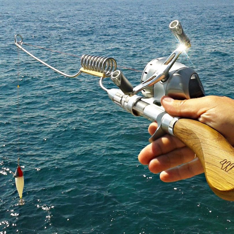 Compact Fishing System by wor.my