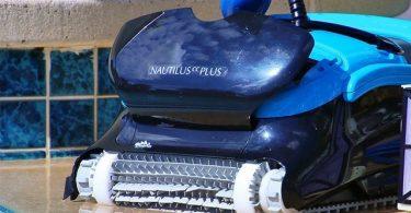 Dolphin Nautilus Plus Robotic Pool Cleaner