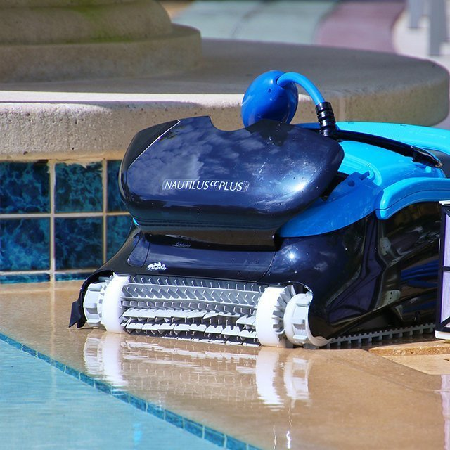 dolphin nautilus plus robotic pool cleaner - Dolphin Pool Cleaner