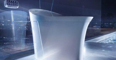 Kohler Veil Intelligent Skirted Dual Flush Toilet