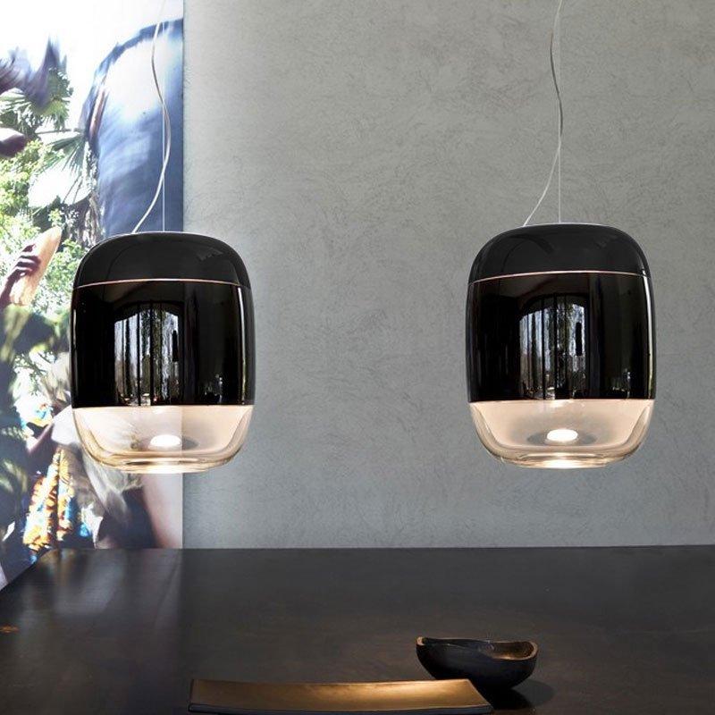 Gong Lamp