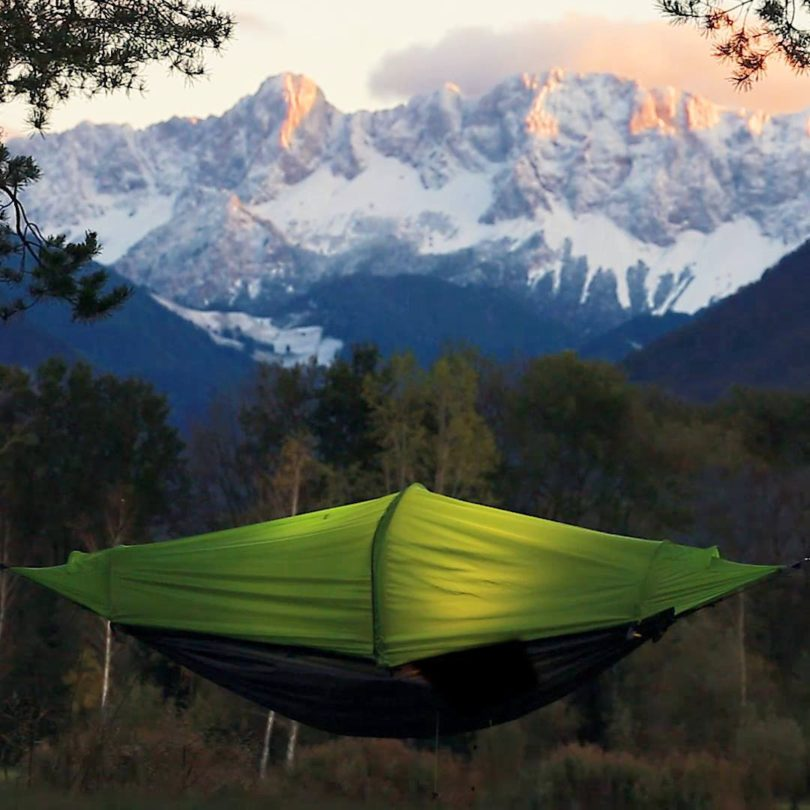 Flying Tent All-In-One Tent/Hammock