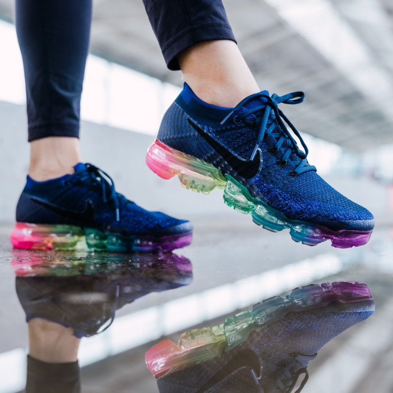 d44ce7746995 Nike Air Vapormax Flyknit Be True Women s Sneakers » Petagadget