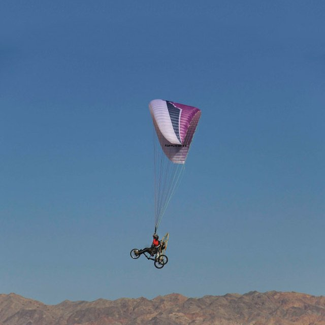 Airone PPG Trike and Minari Paramotor