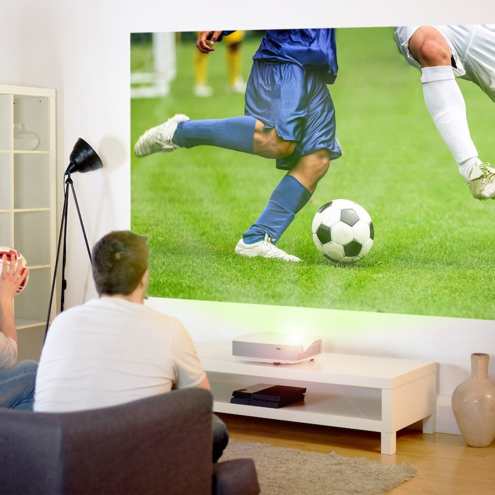 Optoma GT5500 1080p Ultra Short Throw Projector