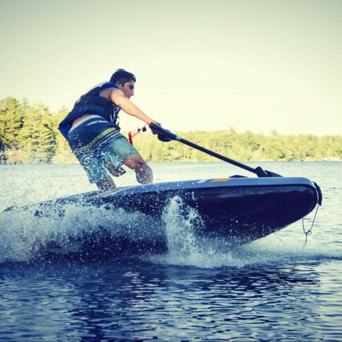 Aquasurf Jet Surfboard