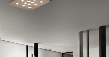 Corner Ceiling Lamp