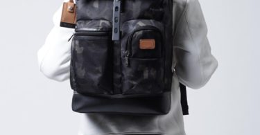 Tumi Alpha Bravo Luke Roll-Top Backpack