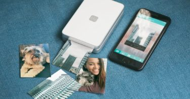 LifePrint Augmented Reality Wireless Photo Printer