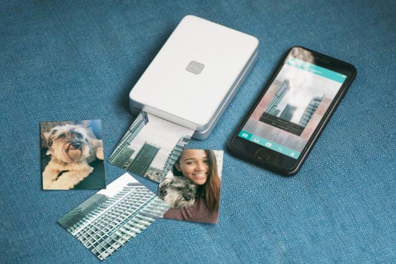 LifePrint Augmented Reality Wireless Photo Printer