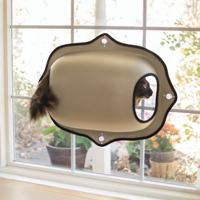 EZ Mount Window Pod