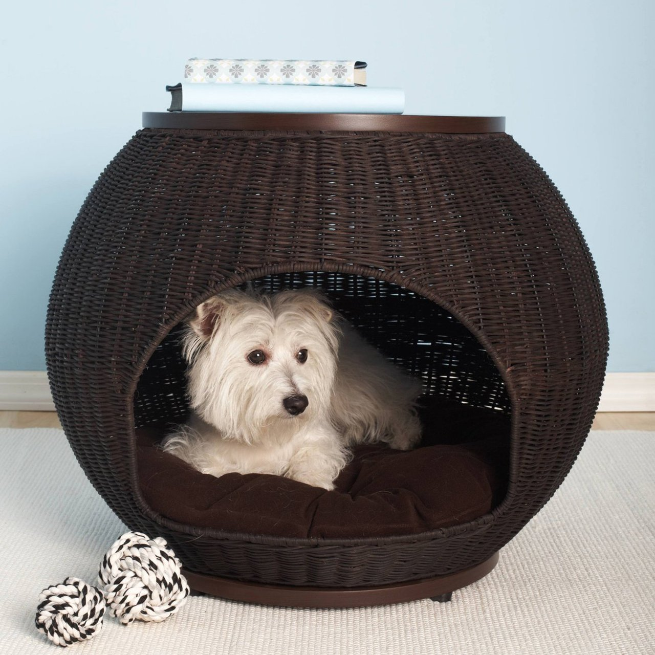 Igloo Pet Bed Deluxe