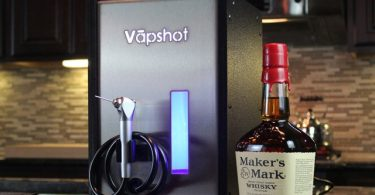 Vapshot Mini Air Shot Machine