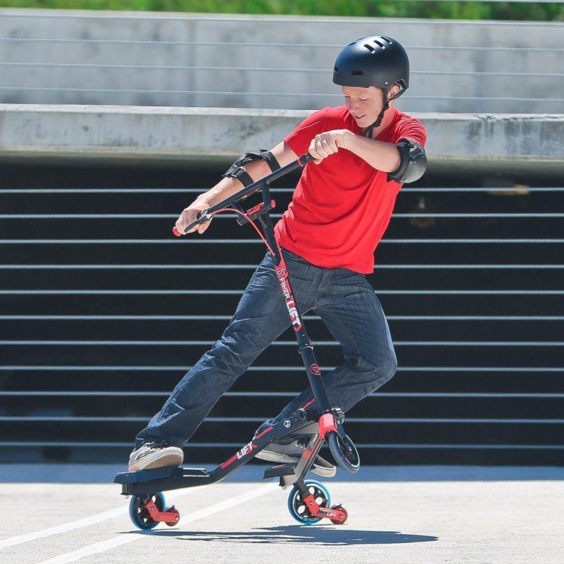 Yvolution Y Fliker Lift Scooter