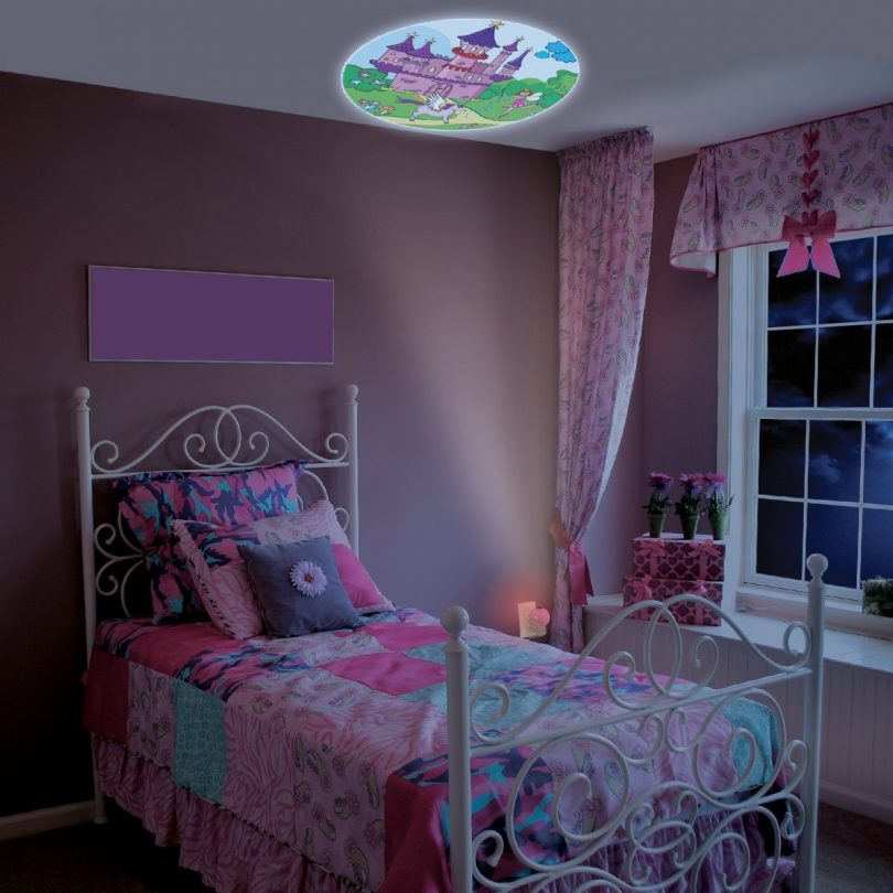 Projectables Fairy Princess LED Night Light